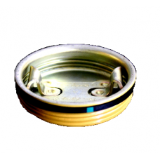 "2"" Metal Lacquered Tri-sure® Bung"