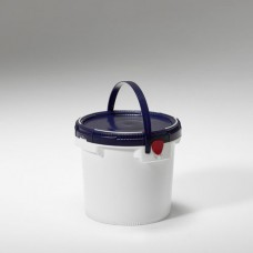 6LTR UN-Y CLICK PACK WITH BLUE LID AND HANDLE