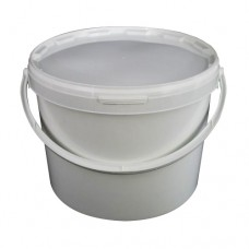 ROUND TAPERED BUCKET 3.8 LITRES – JET 38-P