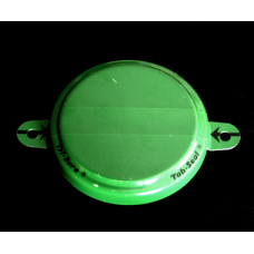 "Green 2"" Tri-Sure® Metal Tab-Seal"