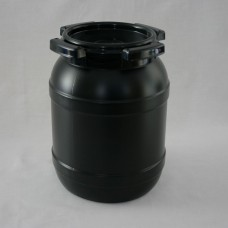 UV WIDE NECK KEG – 6 LITRE BLACK
