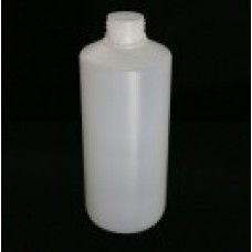 ROUND HDPE BOTTLE - 1000 ml G.P Wide Neck