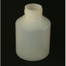 ROUND HDPE BOTTLE - 250 ml G.P Wide Neck