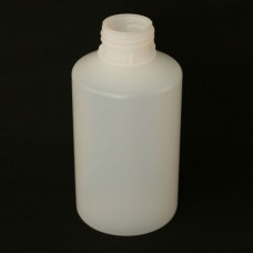 ROUND HDPE BOTTLE - 500 ml G.P Wide Neck