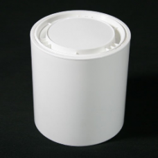 Straight Sided Polycan 1 litre