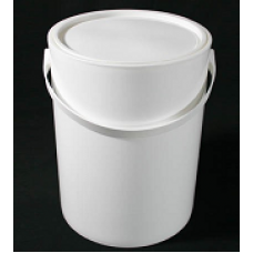 Straight Sided Polycan 5 litre
