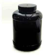 PET JAR - 5750ml - BLACK
