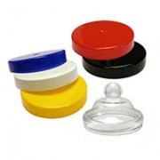 Lids and Caps for PET Jars