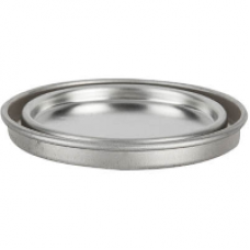 Replacement lid for 125ml Lever Lid Tin
