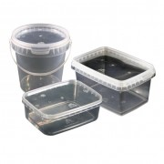 Plastic Tubs