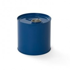5 Litre Lacquered Tighthead Steel Drum - UN approved