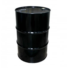 210 litre Black Steel Drum - UN approved
