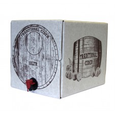 10L BEVERAGE BOX CIDER