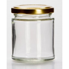 190ml Food Jam Jar Twist Off Lid