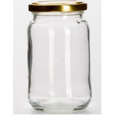 314ml Round Passata Jar - Glass