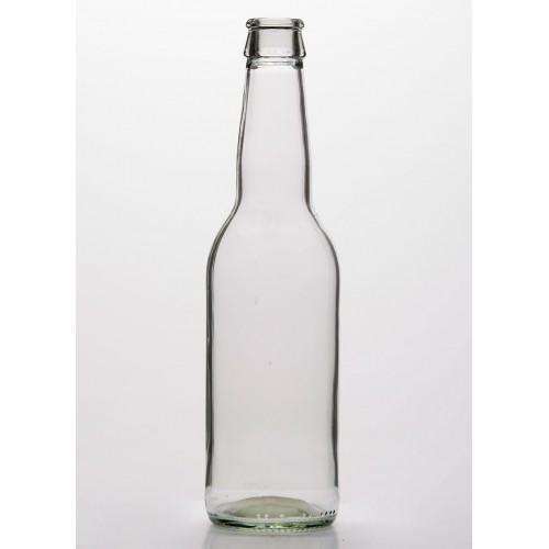 Beer Kegs Uk >> 330ML Clear Beer Bottle | TD Online The Home of Packaging