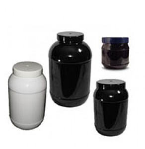 Sports and Nutrition Jars (PET Jars)