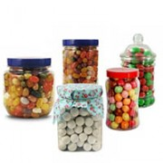 Sweet Jars (PET Jars)
